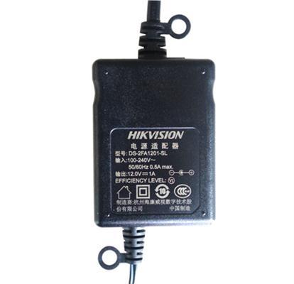海康DS-2FA1201-SLDC12V 电源适配器