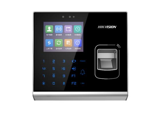 海康DS-K1T201系列光学式指纹门禁一体机